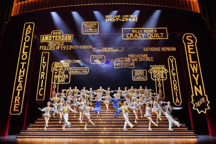 Review: 42nd Street is an absolute toe tapping triumph!