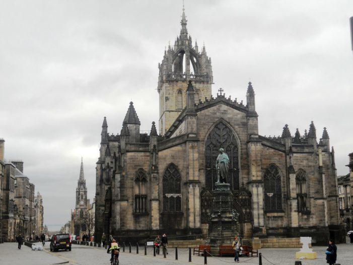 Church Life in Scotland