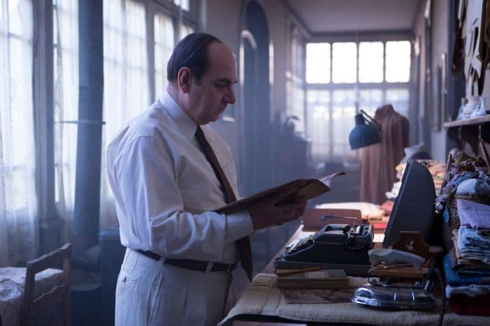 Neruda: a tale of poetry and prison