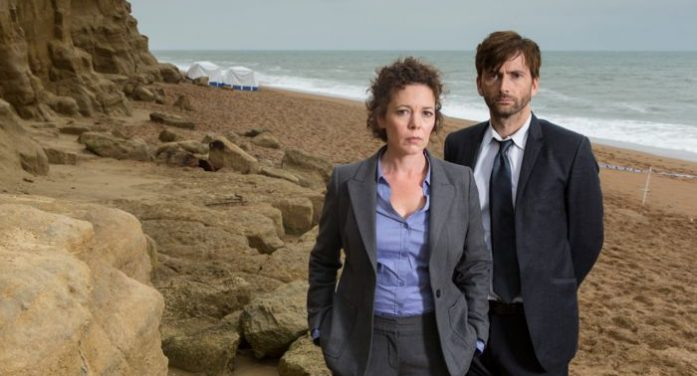 Small Screen Selection: Broadchurch (DVD box)