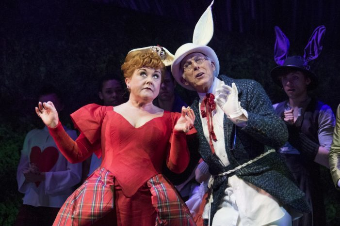Review: A new spin on Wonderland