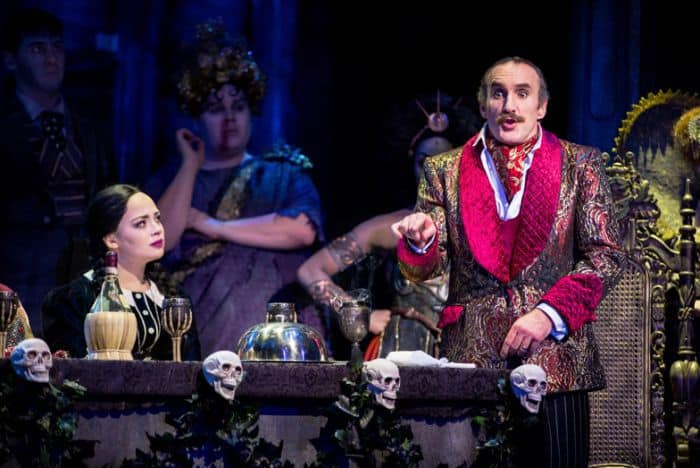 Addams Family' musical is a kooky, spooky delight