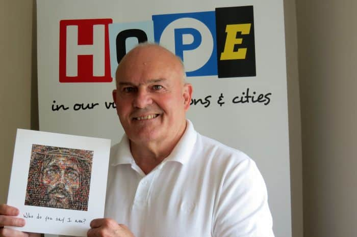 New book from HOPE sparks conversations about Jesus
