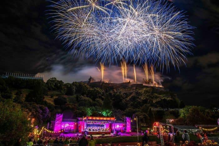 Faith at the Edinburgh Festival anniversary