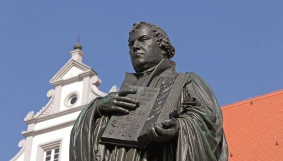 Bets and theses as we remember the Reformation