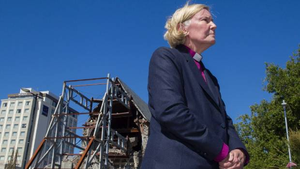 Christchurch Cathedral to be rebuilt