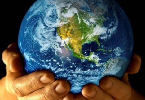 Our salvation is connected to saving the planet
