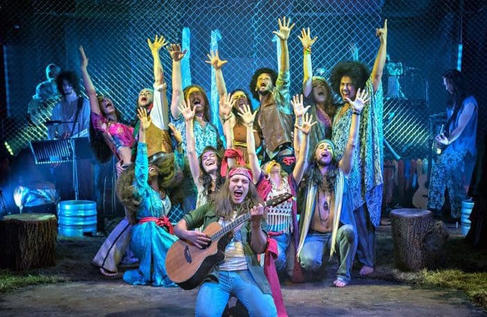 Review: You can get your own high by watching Hair the Musical