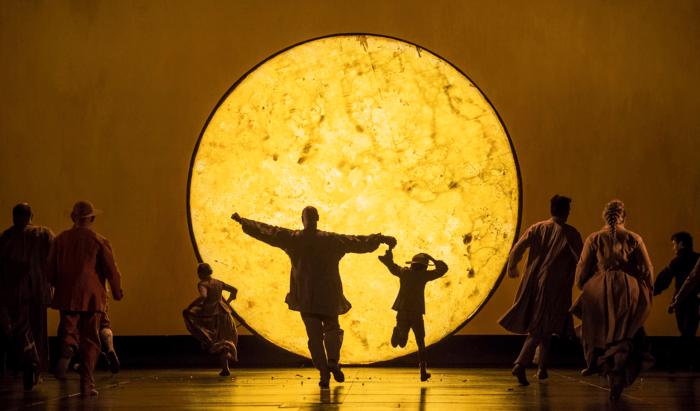 Review: Mozart's Opera The Magic Flute