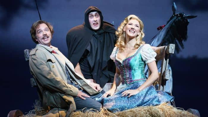 Review: Young Frankenstein: Mel Brooks has created a monster hit!