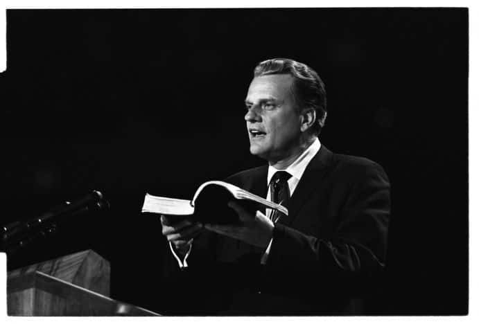 A Christian statesman
