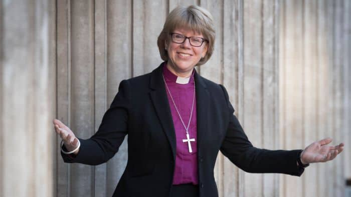 Bishop welcomes 'freedom' day