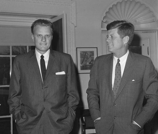 Billy Graham: a godly man