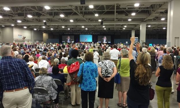 Why The Episcopal Church is on the brink