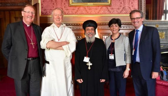 Middle East Christians building hope in dark times