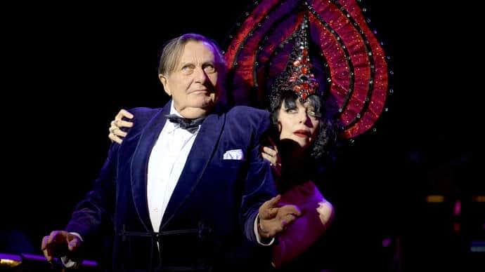 Barry Humphries' Weimar Cabaret review ★★★★
