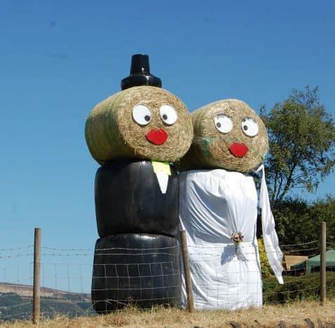 Scarecrows lead parish church's Mission Action Plan