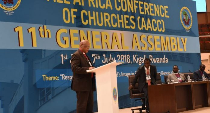African Church Growth