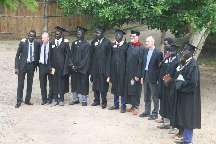 Groundbreaking graduations in Gambella