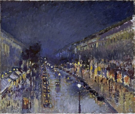Impressionists delight for wintry days