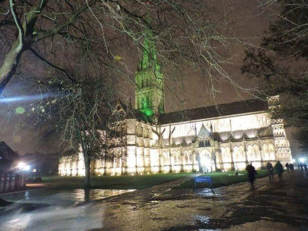 Salisbury is Church's first Eco Diocese
