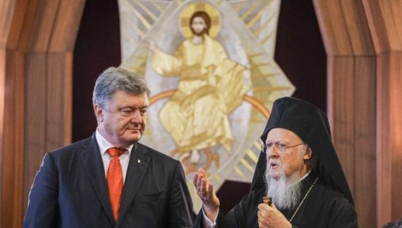 The Ukraine Orthodox crisis deepens
