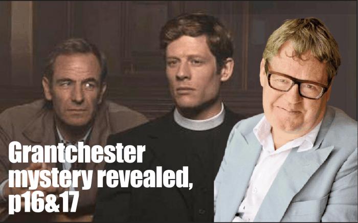 Grantchester mystery revealed