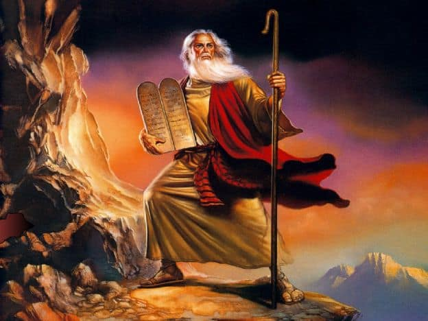 Will we be banning the Commandments soon?