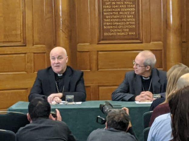 York Archbishop supports abortion challenge
