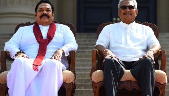 Backing authoritarian leaders, in Sri Lanka and beyond