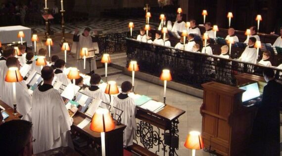 Why young people are flocking to choral evensong
