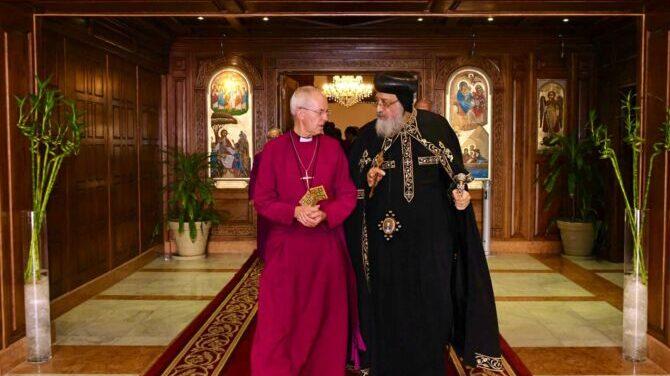 Archbishop's vision of Anglicans with no 'binding consensus'