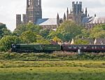 Steam your way to our great cathedrals.  Win two tickets on the Cathedrals Express